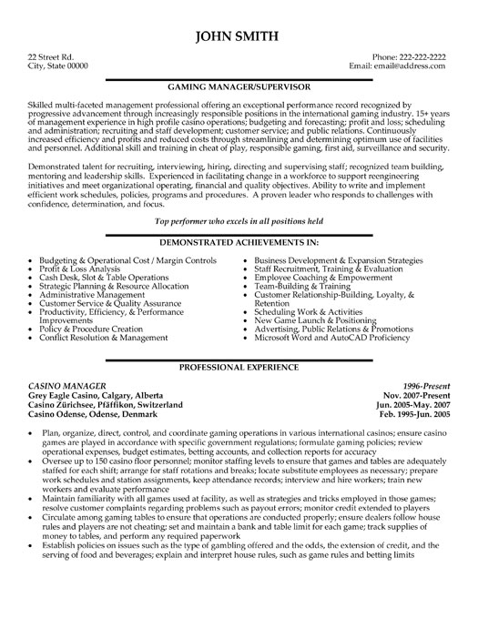 Examples of Resume Objective  Resume Samples  Free