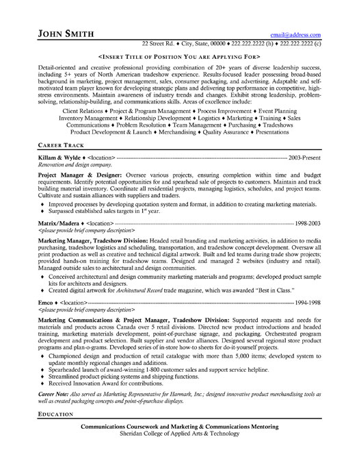 Sample Retail ResumeRetail Resume Example Sample Retail Resume