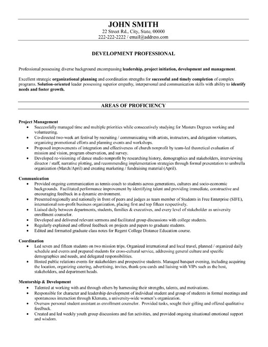 Best resume writing services 2011