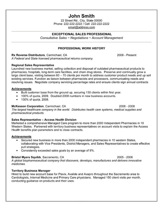 Examples Professional Resume] Resume Samples Types Formats