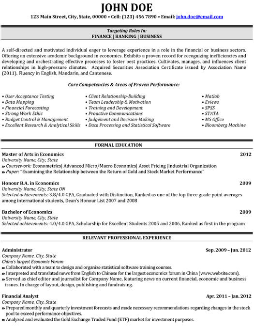 investment banking resume template out of darkness
