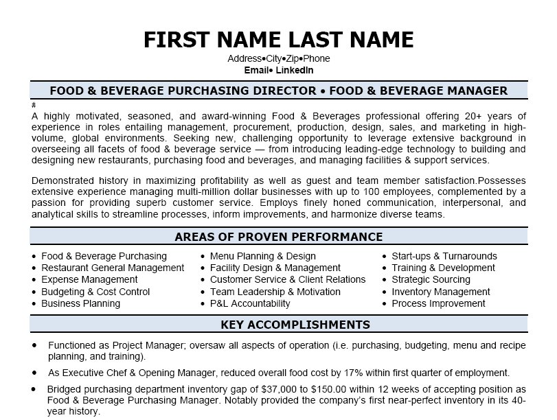 food and beverage manager resumes food and beverage manager cover letter resume quoteko quotes food and beverage manager resumes - Food And Beverage Manager Resume