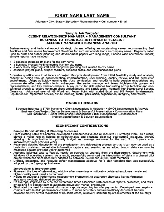 relationship manager resumes - Sample Resume Of Relationship Manager Corporate Banking