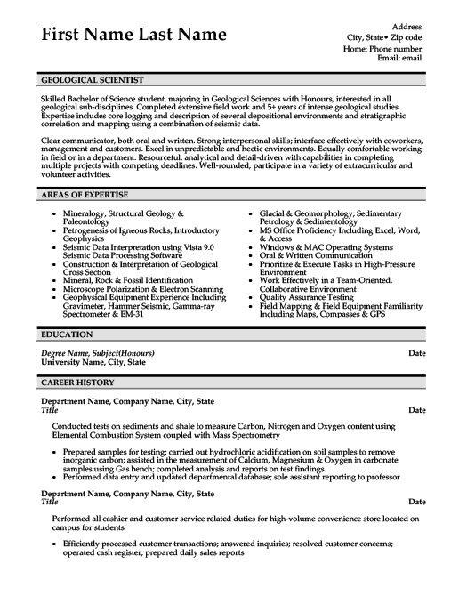 sample resume for research assistant