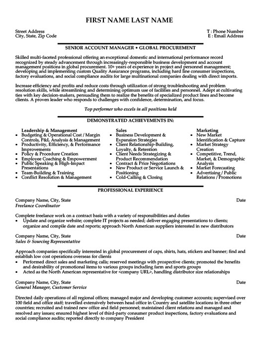 Freelance Coordinator. Professional Resume ...  Information Technology Resume