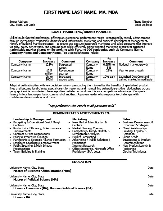 inside territory manager professionalresume template