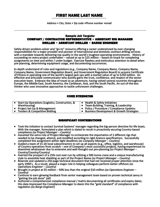 independent contractor cover letter