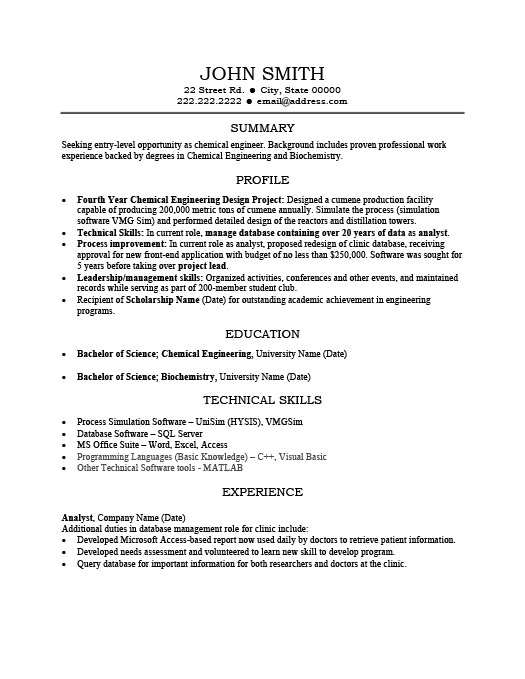Data Analyst Resume Template | Premium Resume Samples & Example