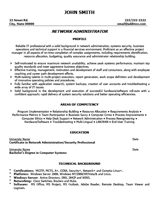similar information technology resume templates samples