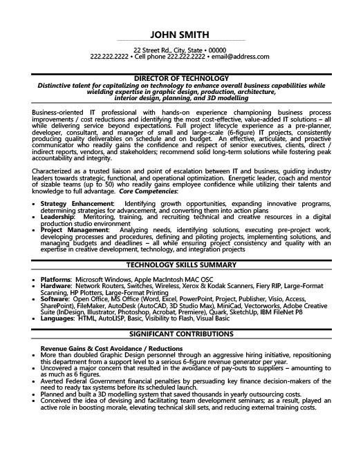 2015-08-24-01-43-04-1 Director Of Information Technology Resume Modern on
