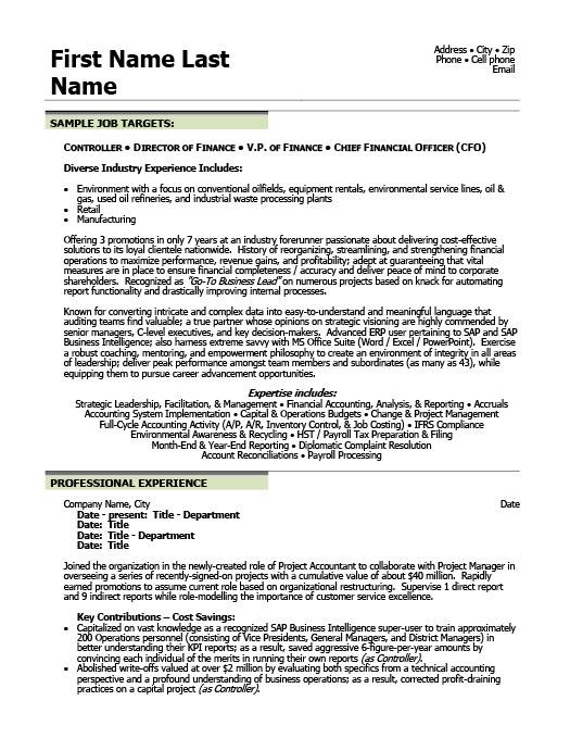 financial services representative resume template premium resume
