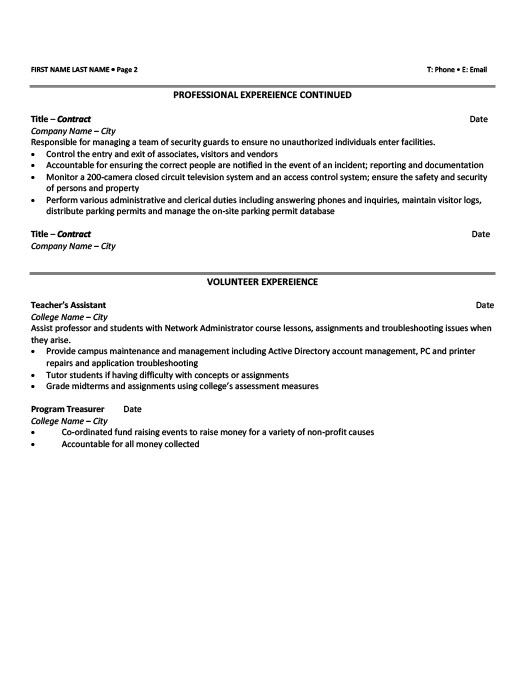 Two Great Cover Letter Examples Blue Sky Resumes Blog Security Guard Cover  Letter