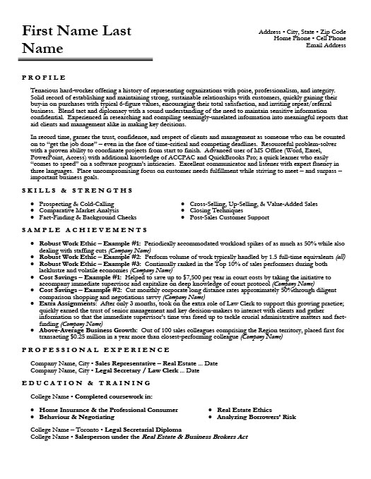 Doc contract officer resume citrb