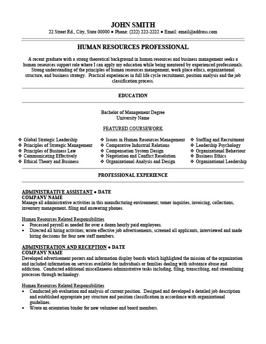 Administrative Assistant. ProfessionalResume ...  Resume Sample Administrative Assistant
