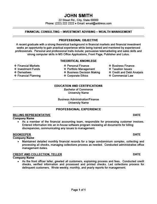 billing representative resume template premium resume samples